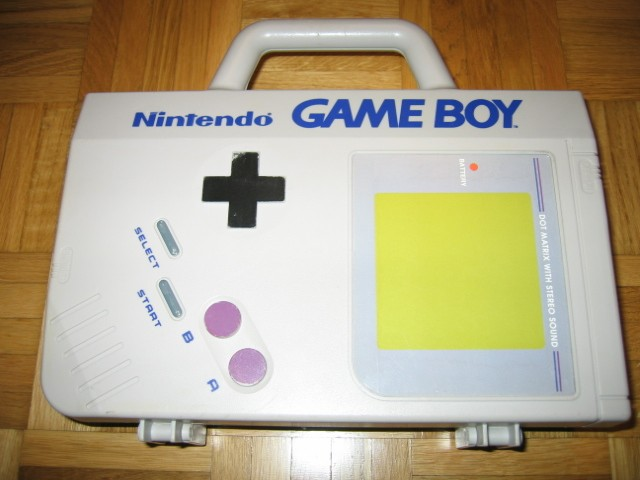 Gameboykoffer